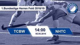 TC 1899 Blau-Weiss – TCBW vs. NHTC – 05.05.2019 14:00 h