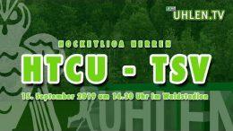 UHLEN.TV – HTCU vs. TSVM – 15.09.2019 14:30 h