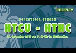 UHLEN.TV – HTCU vs. HTHC – 29.09.2019 14:30 h