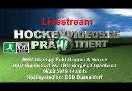Hockeyvideos.de – DSD2 vs. RWBGB – 08.09.2019 14:00 h