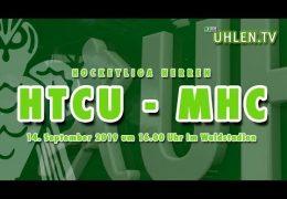 UHLEN.TV – HTCU vs. MHC – 14.09.2019 16:00 h