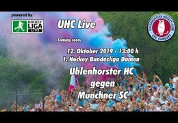 UHC Live – UHC vs. MSC – 12.10.2019 13:00 h