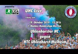 UHC Live – UHC vs. HTCU – 19.10.2019 15:30 h