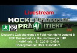 Hockeyvideos.de – Jugend DM ZR – mJB – DSD vs. BTHC – 19.10.2019 12:00 h