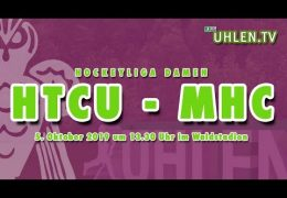 UHLEN.TV – HTCU vs. MHC – 05.10.2019 13:30 h