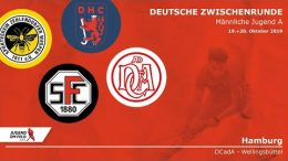 dCadA – Jugend DM ZR – mJA – SC1880 vs. ZW – 19.10.2019 14:00 h