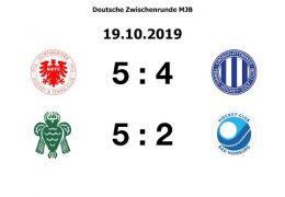 NHTC TV –  Jugend DM ZR – mJb – NHTC vs. GTHGC und HTCU vs. HCBH – 19.10.2019 11:00 h