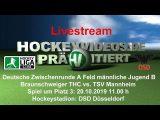 Hockeyvideos.de – Jugend DM ZR – mJB – BTHC vs. TSVM – 20.10.2019 11:00 h