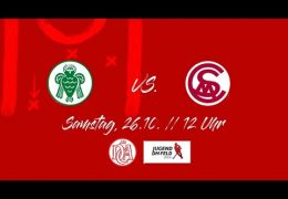 dCadA – Jugend DM – mJA – HTCU vs. MSC – 26.10.2019 12:00 h