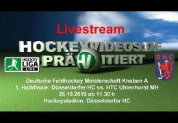 Hockeyvideos.de -Jugend DM – KA – DHC vs. HTCU – 26.10.2019 11:30 h