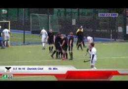 Hockeyvideos.de – Highlights – 2. Feldhockey-Bundesliga Herren Herren – DSD vs. SWN – 28.09.2019 14:00 h