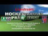 Hockeyvideos.de – Jugend DM – KA – Finale – HTCU vs. HTHC – 27.10.2019 12:00 h