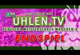 Uhlen.TV – Jugend DM – MA – Finale – ZW vs. HTCU – 27.10.2019 13:00 h