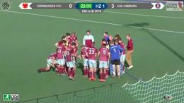Hockeyvideos.de – Highlights – 2. Halbfinale DM Feldhockey Jugend B in Dürkheim 2019 Jugend – NHTC vs. UHC – 26.10.2019 14:00 h