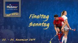 DCadA – Meßmer Cup 2019 – Finaltag – 24.11.2019 10:00 h
