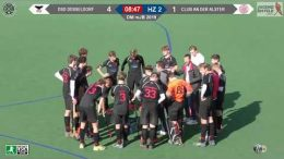 Hockeyvideos.de – Highlights – 1. Halbfinale DM Feldhockey Jugend B in Dürkheim 2019 Jugend – DSD vs. CadA – 26.10.2019 12:00 h