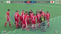 Hockeyvideos.de – Highlights – Spiel um Platz 3 DM Feldhockey Jugend B in Dürkheim 2019 Jugend – CadA vs. NHTC – 27.10.2019 11:00 h