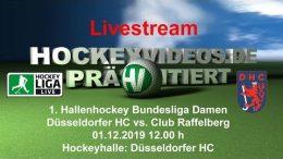 Hockeyvideos.de – DHC vs. CR – 01.12.2019 12:00 h
