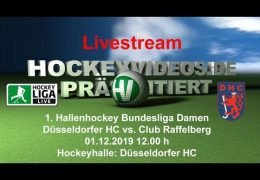 Hockeyvideos.de – DHC vs. CR – 01.12.2019 12:00 h