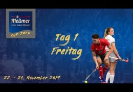 DCadA – Meßmer Cup 2019 – Tag 1 – 22.11.2019 18:00 h