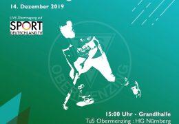 sportdeutschland.tv – TuSO vs. HGN – 14.12.2019 15:00 h