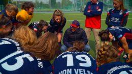 Dokumentation -1. Damen Düsseldorfer HC auf ihrem Weg zum Final Four