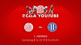 Der Club an der Alster – DCadA vs. GTHGC – 14.12.2019 14:00 h