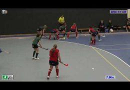 Hockeyvideos.de – Highlights – 1. Bundesliga Halle Damen – DHC vs. CR – 01.12.2019 12:00 h