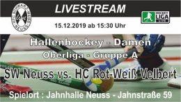 SWN-live – SWN vs. HCV – 15.12.2019 15:30 h