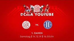 sporttotal.tv – DCADA vs. GTHGC – 14.12.2019 16:00 h