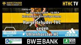 HTHC TV – HTHC vs. UHC – 14.12.2019 16:00 h