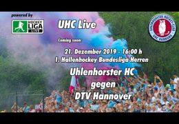 UHC Live – UHC vs. DTV – 21.12.2019 16:00 h