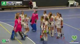 Hockeyvideos.de – Highlights – 1. Bundesliga Halle Damen – DHC vs. RWK – 15.12.2019 12:00 h