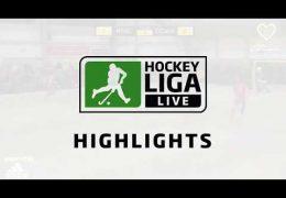 hockeyliga.live – Highlights – 1. Bundesliga Herren – HTHC vs. DCadA – 18.12.2019 20:00 h