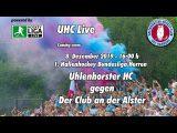 UHC Live – UHC vs. DCadA – 08.12.2019 16:00 h