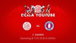 Der Club an der Alster – DCadA vs. UHC – 11.01.2020 14:00 h