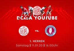 Der Club an der Alster – DCadA vs. UHC – 11.01.2020 16:00 h