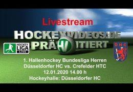 Hockeyvideos.de – DHC vs. CHTC – 12.01.2020 14:00 h