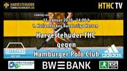 HTHC TV – HTHC vs. HPC – 11.01.2020 14:00 h