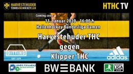 HTHC TV – HTHC vs. Klipper – 11.01.2020 16:00 h
