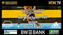 HTHC TV – HTHC vs. GER – 03.01.2020 19:00 h