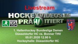 Hockeyvideos.de – DHC vs. BTHV – 05.01.2020 12:00 h