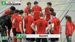 Hockeyvideos.de – Highlights – 2. Hallenhockey-Bundesliga Herren Herren – DSD vs. OTHC – 26.01.2020 12:00 h