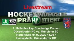 Hockeyvideos.de – DHC vs. MSC – 01.02.2020 14:00 h