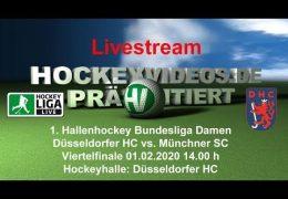 Hockeyvideos.de – DHC vs. MSC – 01.02.2020 14:00 h