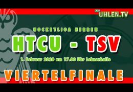UHLEN.TV – HTCU vs. TSV – 01.02.2020 17:00 h