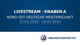 Sportdeutschland.TV – NODM KA – 16.02.2020 10:00 h