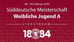 Sportdeutschland.TV – SDM wJA – 08.02.2020 10:00 h