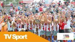 Final Four 2018 – Damenfinale – DCADA vs. UHC – 10.06.2018 12:00 h