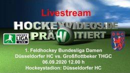 Hockeyvideos.de – DHC vs. GTHGC – 06.09.2020 12:00 h